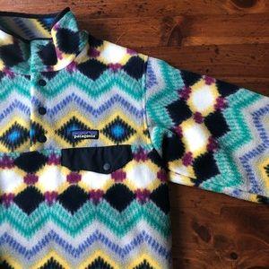 Patagonia Lightweight Synchilla Fleece Pullover xs